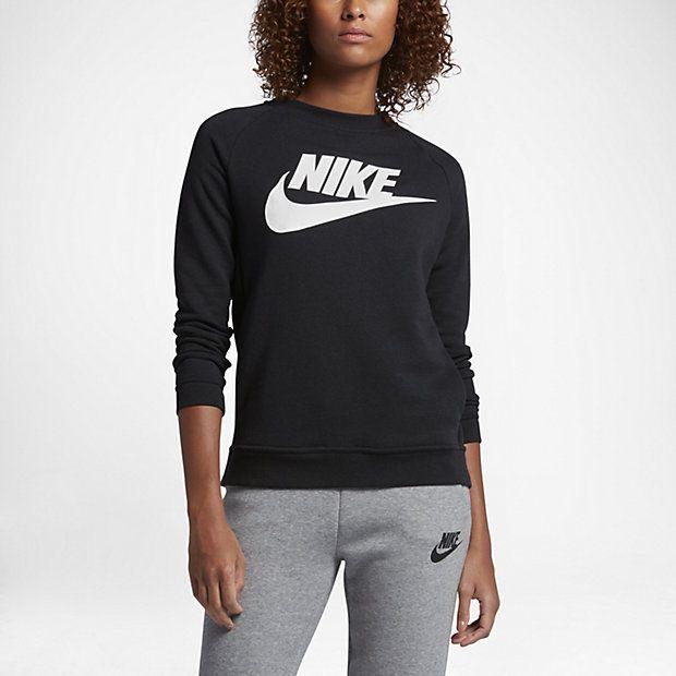 Nike Sportswear Modern Damesshirt met ronde hals en graphic