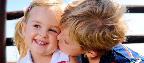 Innamorarsi alla scuola materna