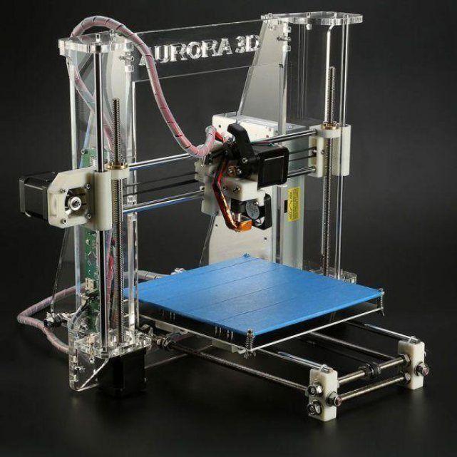 Imprimante 3D Yonis haute précision en acrylique conception abs pla prix promo Imprimante 3D La Redoute 448.89 € TTC au lieu de 599.99 €