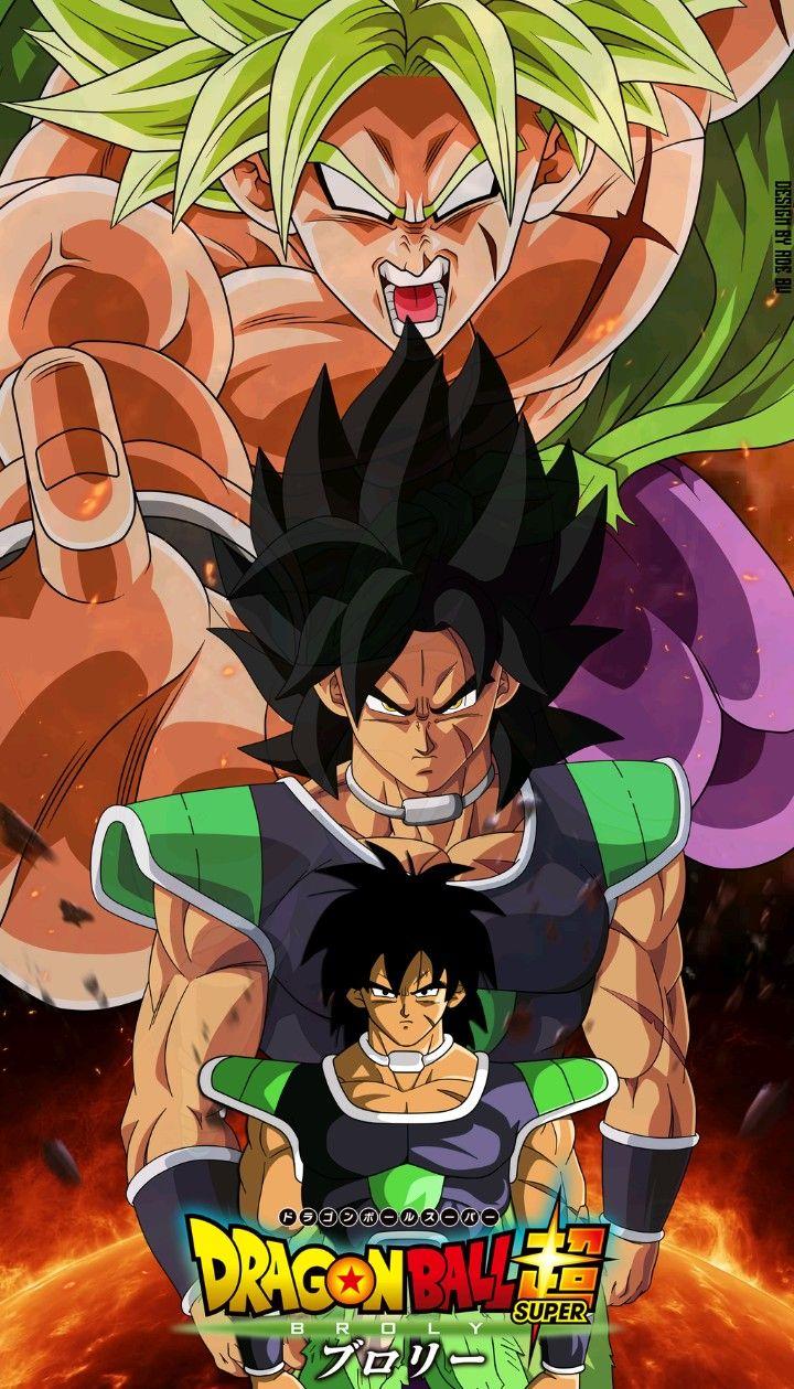 Broly Legendary Super Saiyan Dragon Ball Super Com Imagens