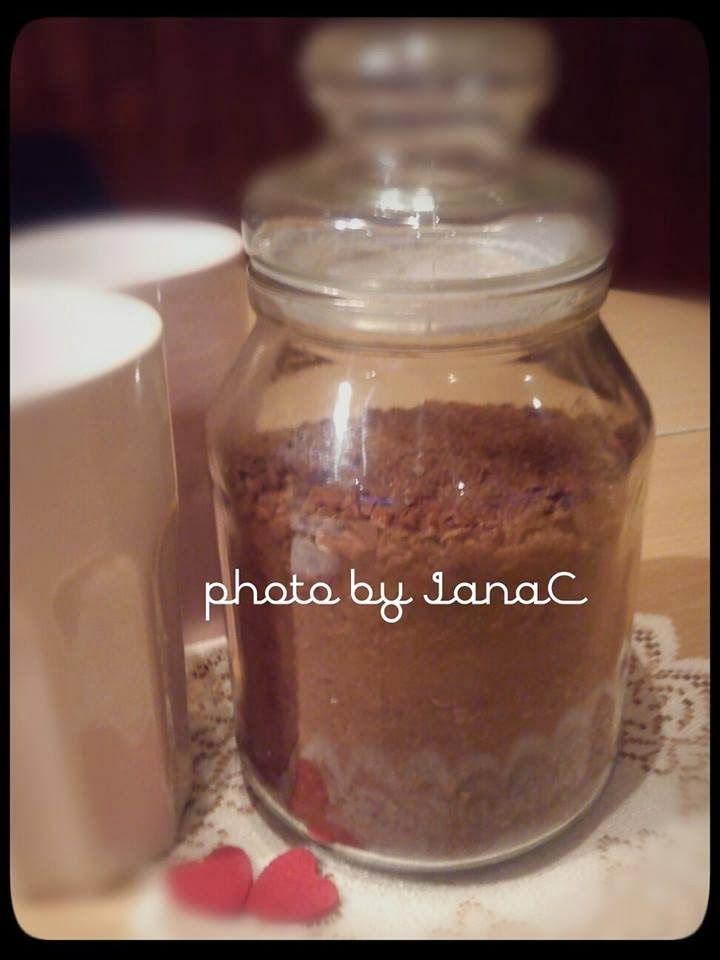 ...svet okolo mňa ...: Dobroty Dulinka: Horká čokoláda s vanilkou