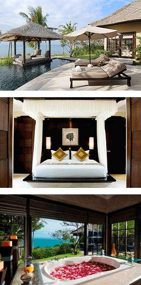 Private Villa di Bali - The Villas at AYANA Resort