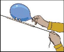 Ballon-raket | Ouders Online