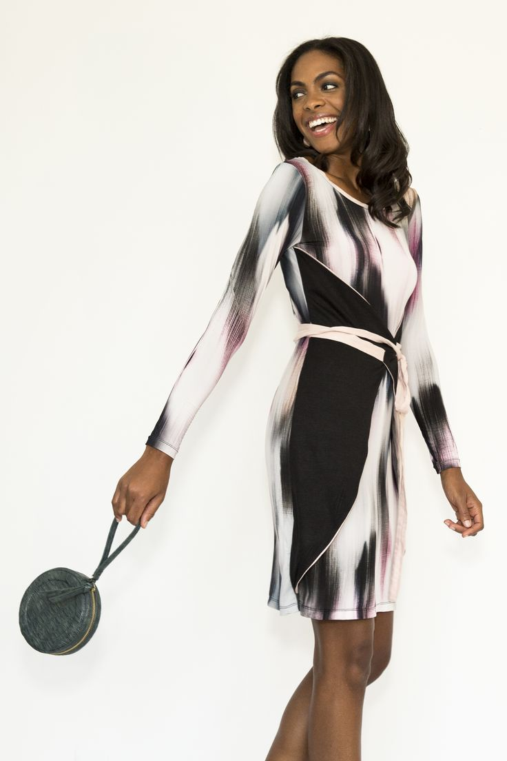 Brrr! Cool wrap and CoolClutch - Weable technology keeps your skin cool and your clutch-ables chilled.