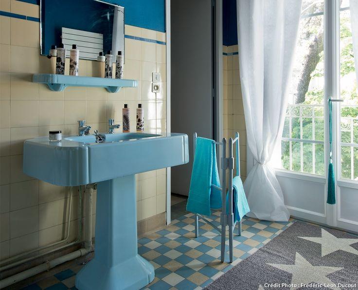230 best Salles de bains Bathrooms images on Pinterest Bathroom