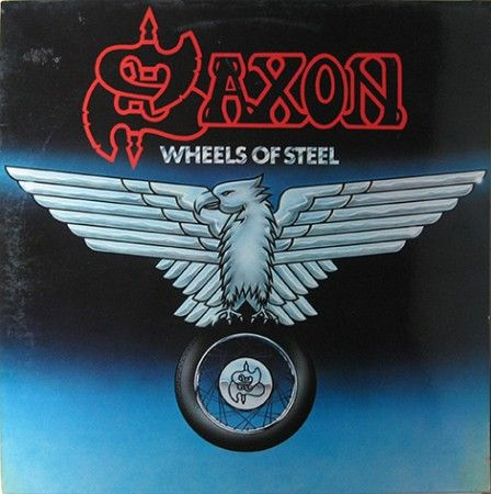 Wheels of Steel is the second studio album by heavy metal band Saxon. It was released in 1980 (see 1980 in music).