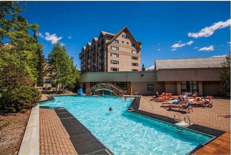 Shoshone Pool At Sky Resort Mt
