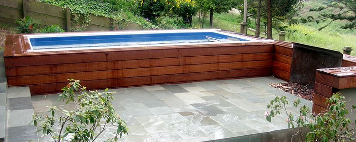 17 best images about endless pools on pinterest swim endless pools and pools for Swimming pool contractors san francisco bay area