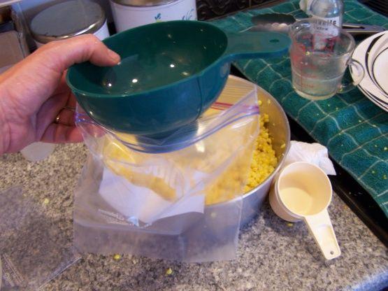 Recipes freezing fresh sweet corn