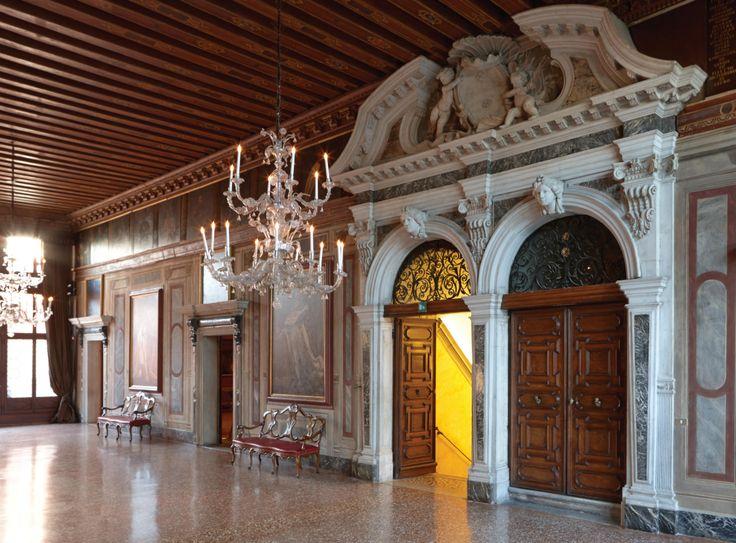 Palazzo Mocenigo a San Stae.