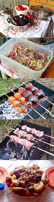 Рецепт от сумасшедшего повара: Армянский шашлык