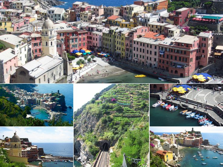 Vernazza  Cinque Terre Highlights –   http://www.thegirlswhowander.com/2017/05/19/cinque-terre-highlights/