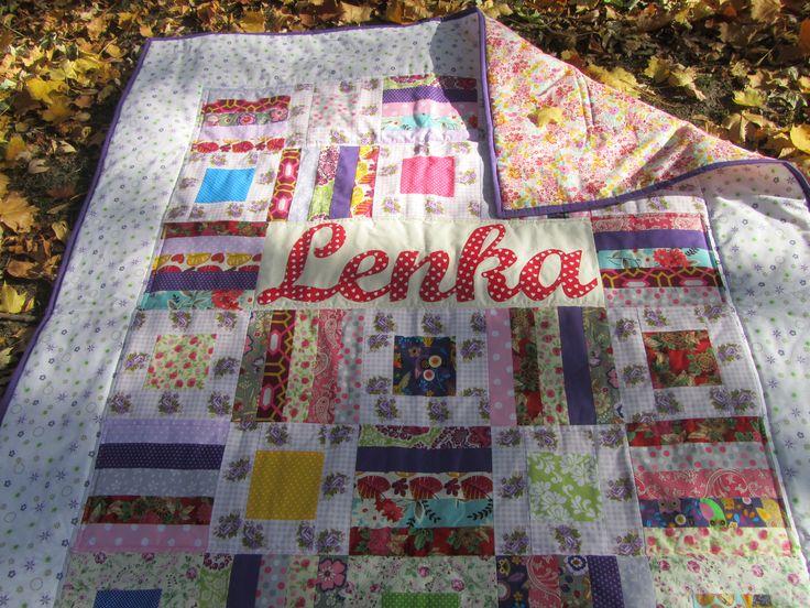 quilt for Lenka 140x160 cm