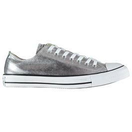Converse Ox Metallic Canvas Shoes