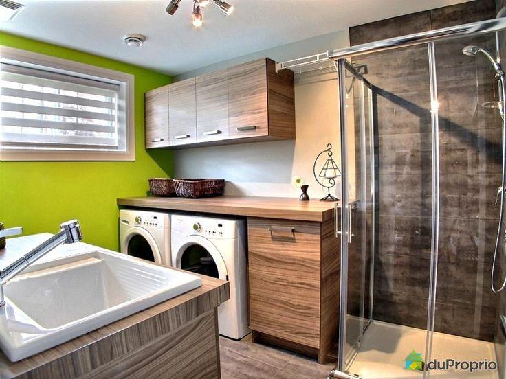 Salle de bain sous-sol Plus
