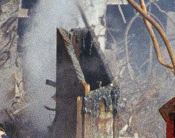 Thermite and Sulfur- Debunking 9/11 Conspiracy Theories and Controlled Demolition