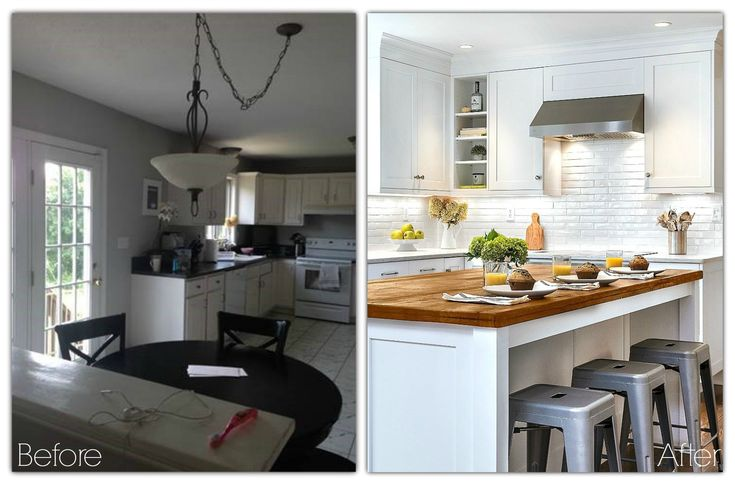 Tiny Kitchen Makeovers Low Budget