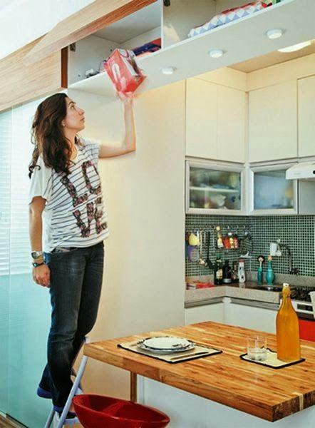 cozinha corredor - Pesquisa Google