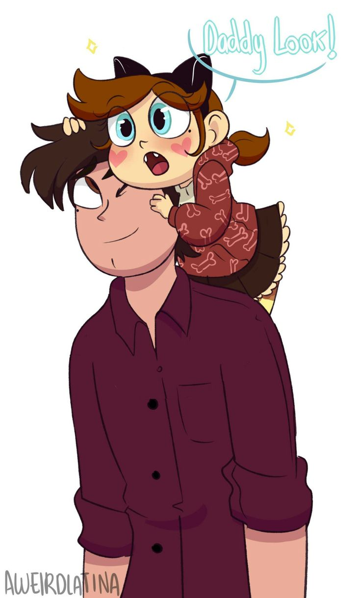 Starco / Star and Marco - Good Dad
