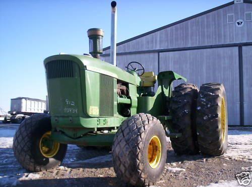 Old John Deere tractors 141hp John Deere 5020 row crop