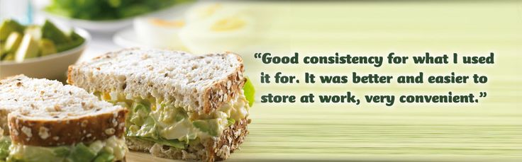 AvoFresh: Great consistency, perfect for use on sandwiches