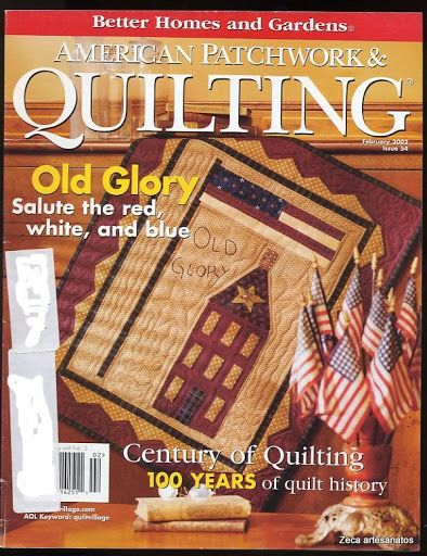 American Patchwork and Quilting - Zecatelier - Picasa Web Albums...THIS IS AN ONLINE BOOK,PATTERNS AND INSTRUCTIONS!!