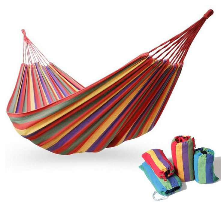 280x150cm Hammocks outdoor hammock camping hunting Leisure Products super big size