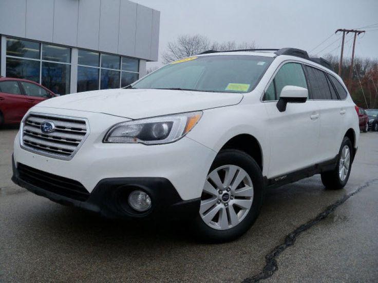 Used 2015 Subaru Outback 2.5i Premium in Webster MA 01570 - 448139964