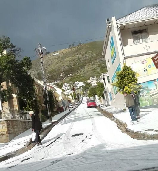 Hectic Hail in CT | http://lifeissavage.com