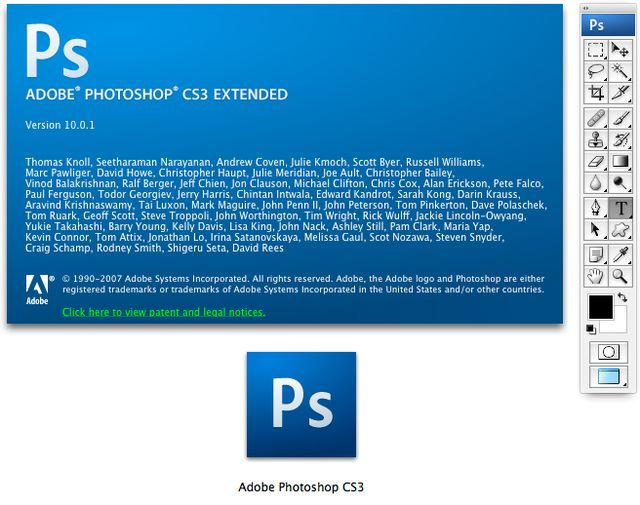 Photoshop CS3 Features