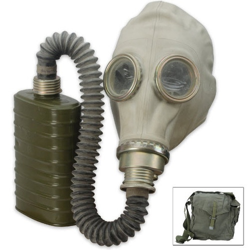 Image result for Importance of Gas Masks and Filters In US Military