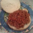 Or my Lion's Club cookbook recipe for Sloppy Joes? or...?  @Susan Caron M