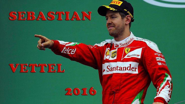 Sebastian Vettel - Stagione  2016  #vettel #sebastian #ferrari #scuderiaferrari #scuderia #f1 #formula1 #photography #photo #nikon