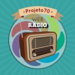 Logo da emissora Web Rádio P70