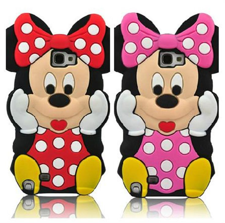 3D Cartoon Disney soft Silicone Case Cover For iphone Samsung Sony Mobile Phones #Samsung