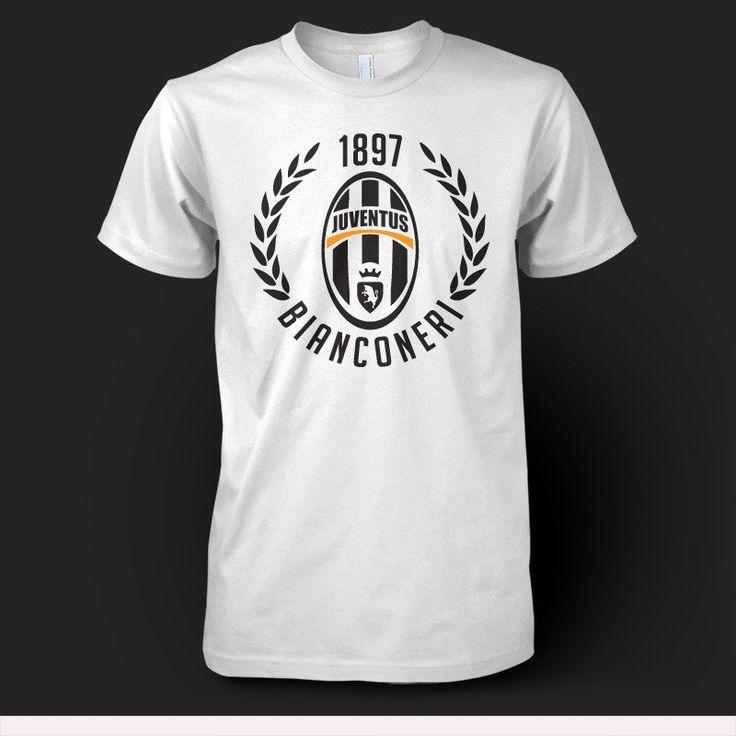 Juventus FC Italy T-shirt Bianconeri - Pandemic Soccer - 1