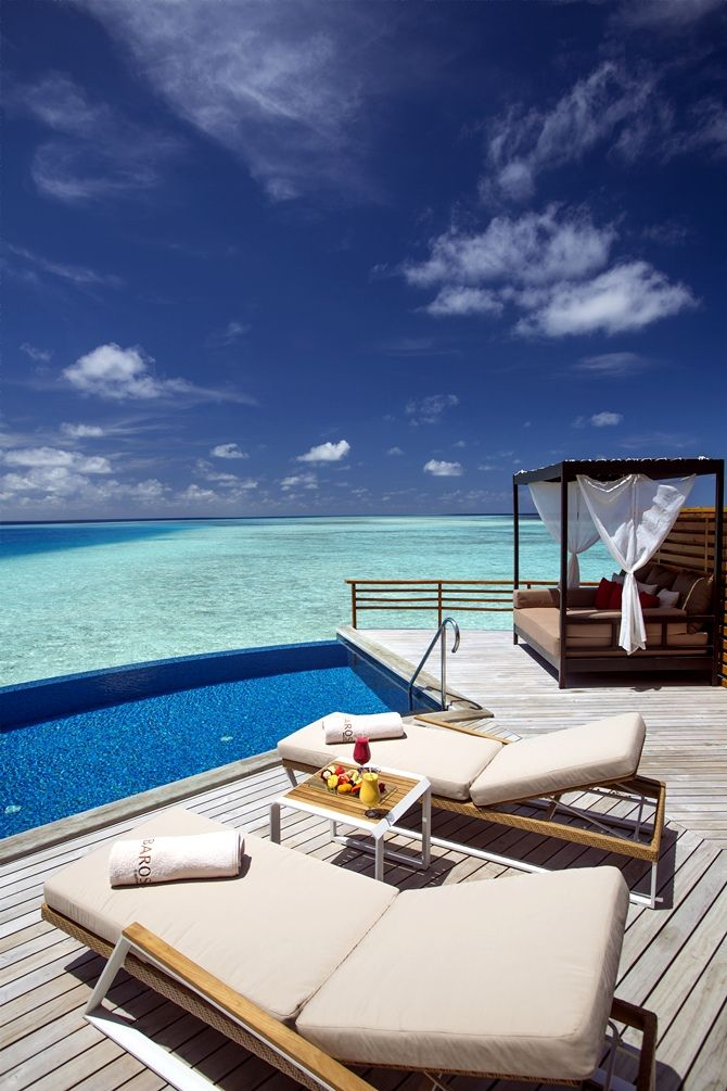 Paradise in Maldives
