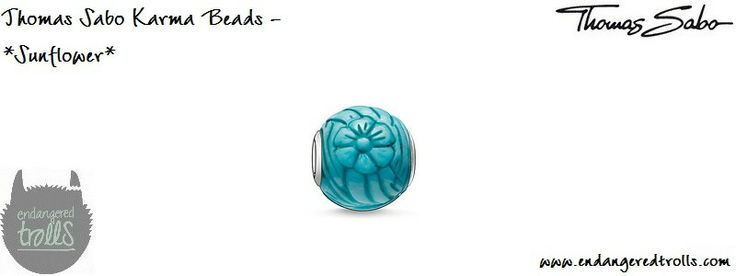 Thomas Sabo Karma Beads Sunflower