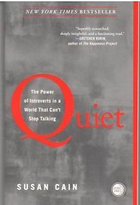 Quiet by Susan Cain The Power of Introverts new paperback free shipping