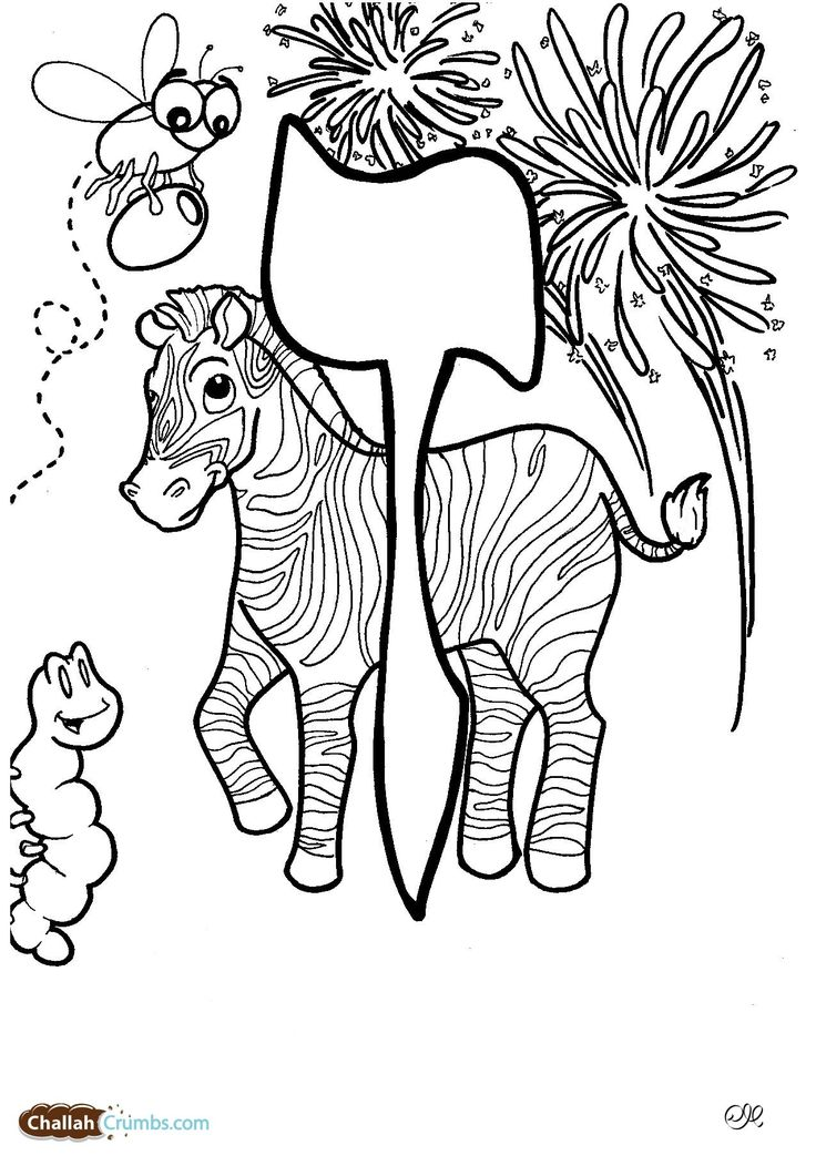 challah coloring pages - photo#29