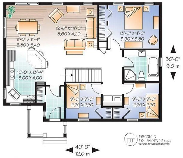 18 best Plans images on Pinterest | Floor plans, Homes and Sims 4