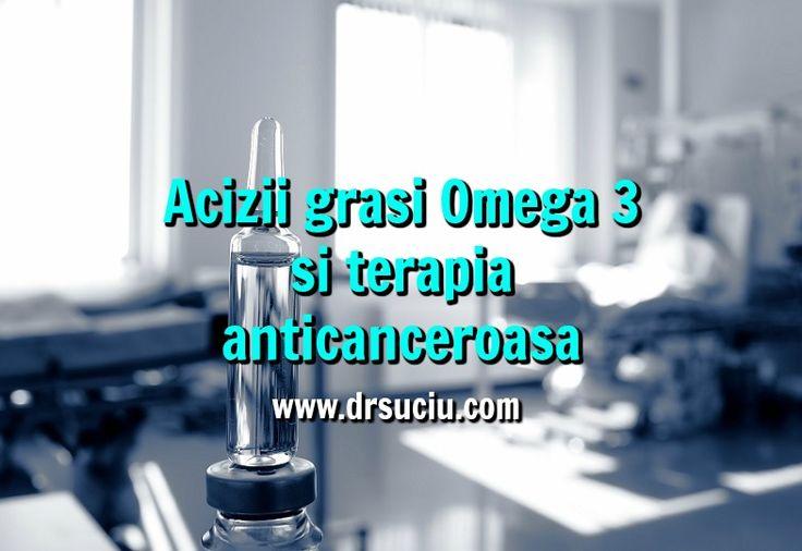 Photo  Acizii grasi Omega 3 si terapia anticanceroasa Dr.Suciu
