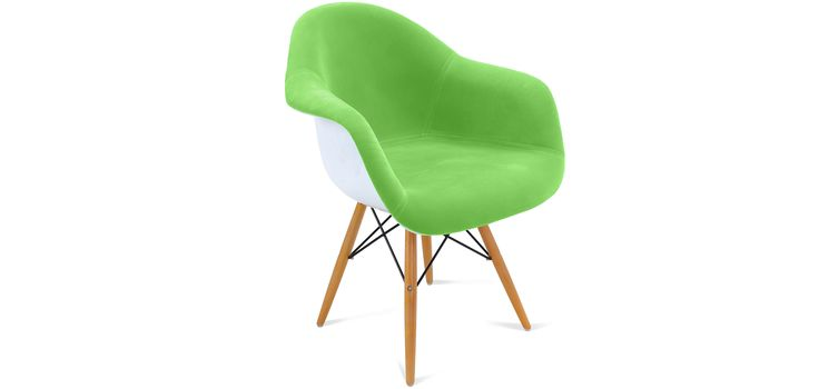 8 best r plicas images on pinterest chairs side chairs and charles eames - Chaise daw charles eames ...
