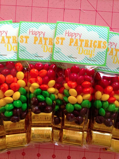 St. Patrick's Day treat! How cute!!!