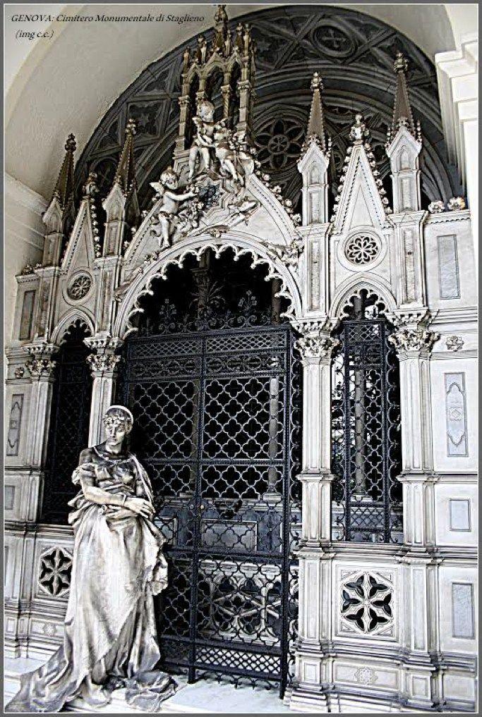 Percorsi d'arte: Il Cimitero di Staglieno