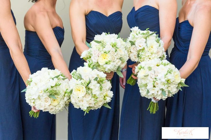 Sanctuary at Camelback, Karlee K Photography, Some Like it Classic Wedding Planning- gardenia wedding, gardenia bridesmaids bouquets, white bridesmaids bouquets, navy and white wedding