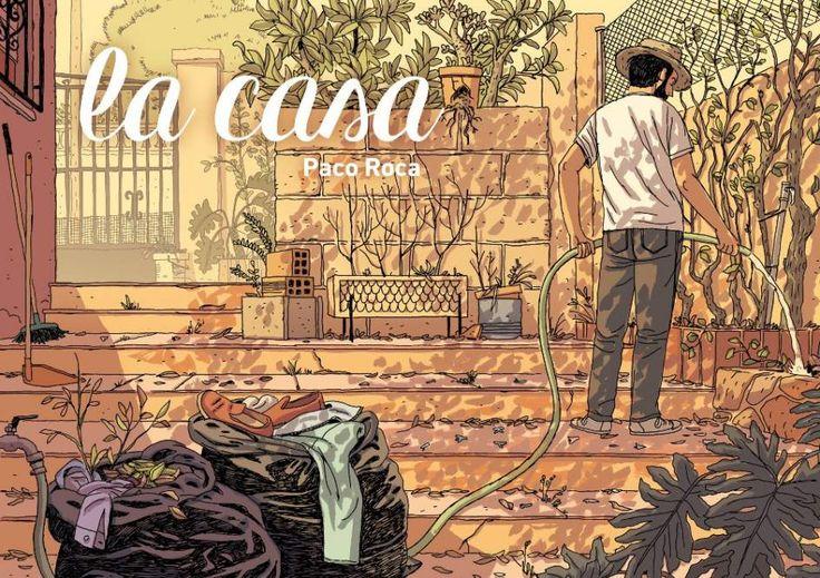 La casa @ Paco Roca
