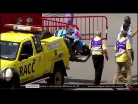 MOTO2 rider Luis Salom died after fatal crashing during moto2 free practice for Catalunya Grand Prix 2016 on Friday. The death of the Spanish rider was announced by news conference several hours after the incident. It is the sports first death since Italian MotoGP rider Marco Simoncelli incident in the Malaysian GP Sepang in 2011.