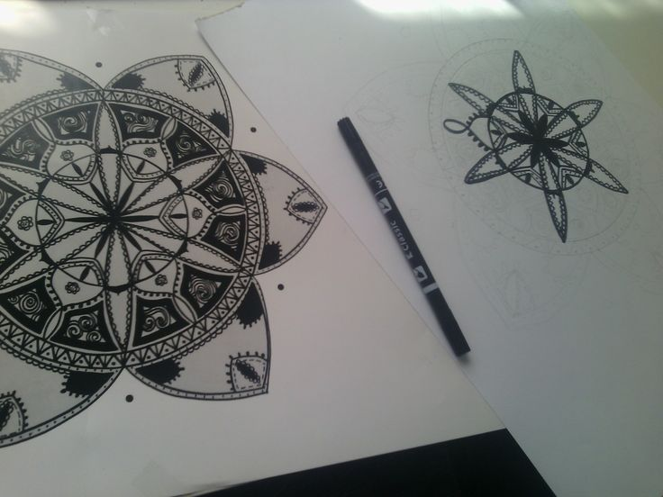 Drawing, art, draw, draws, paper, pencil, crayons, colours, love, life, drawingbykamila, cute, sweet, picture, mywork, hobby, myartwork, artwork, blogger, artist, mandala, mandalas, symbol, harmony, lucky