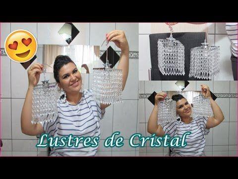"""Coisas que Gosto: Lustres """"gêmeos"""" de cristal"""